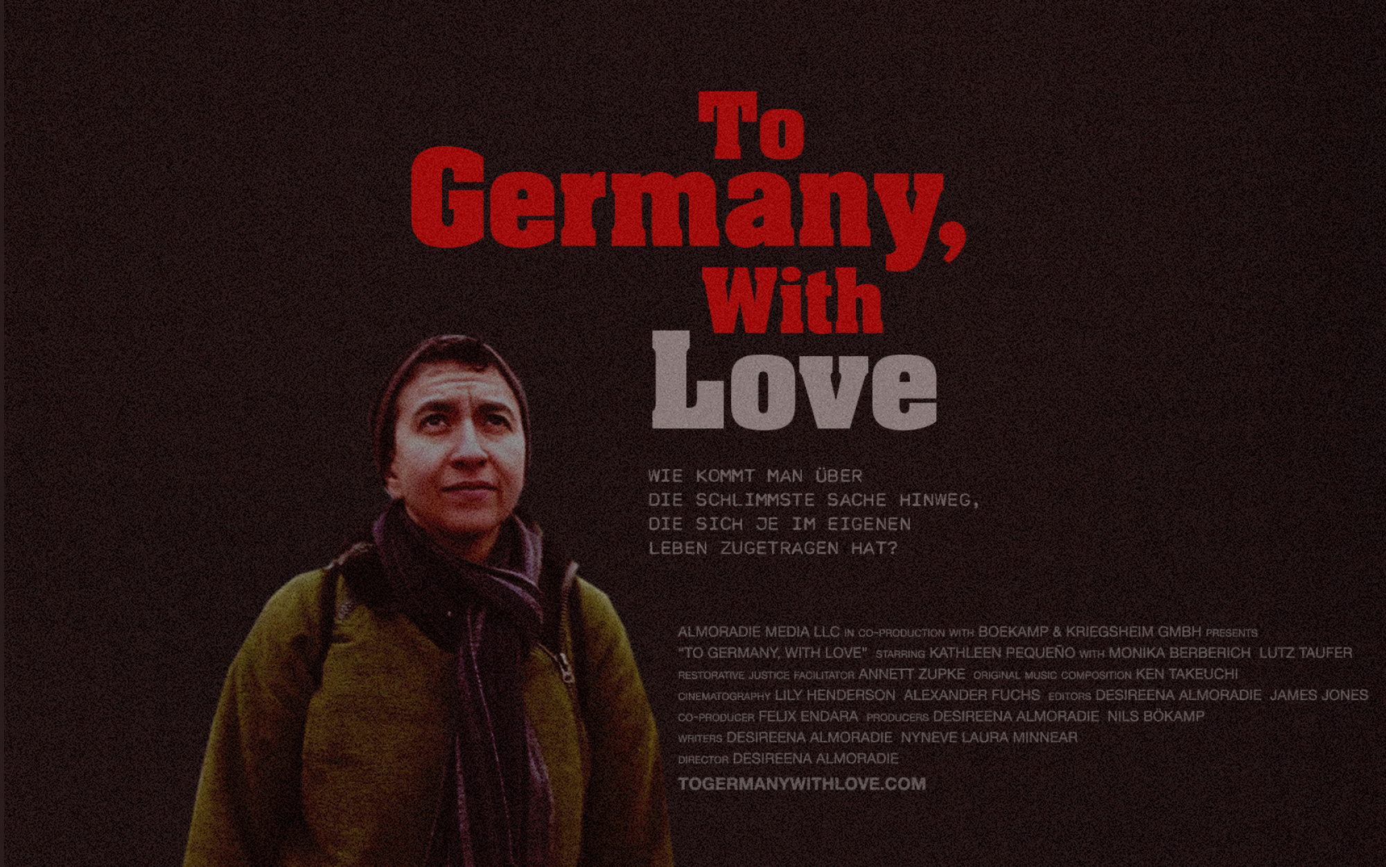 The Worst Thing (To Germany, With Love)